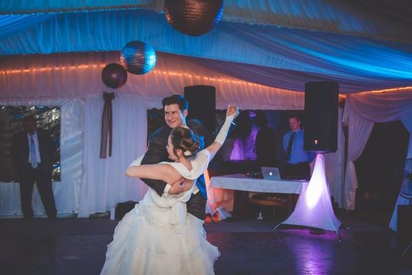 Esküvő, Vác, Camelot, Nyitótánc