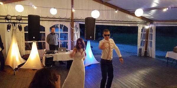 Ivett és Robi Esküvője – Esküvő DJ Napló