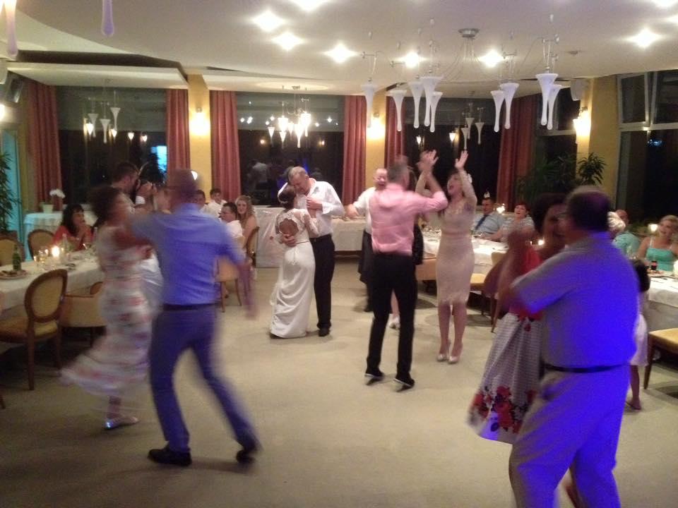 Esküvő DJ Bled