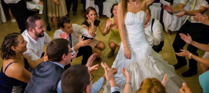 Péter és Anita esküvője Balatonfüreden