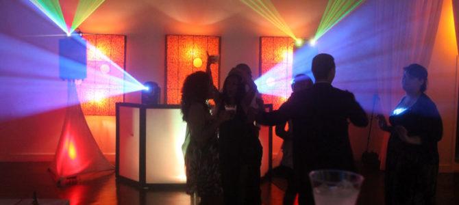 Effektgépek használata az esküvőn – Tudástár