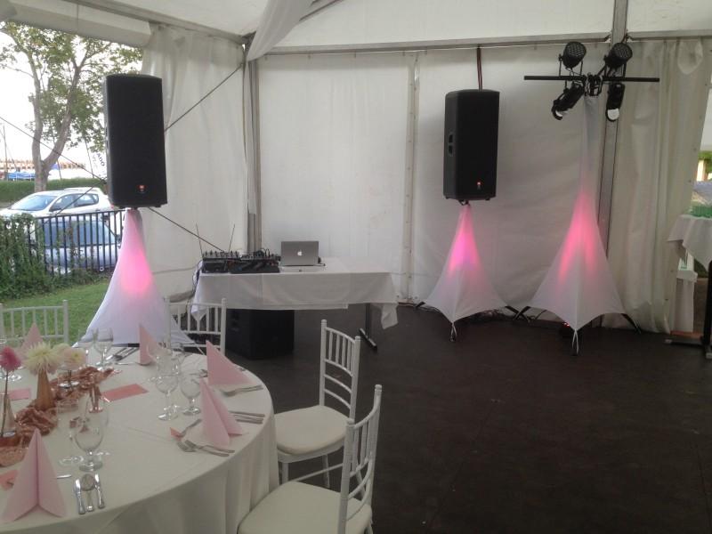 esküvői DJ tihany aquino hotel panoráma