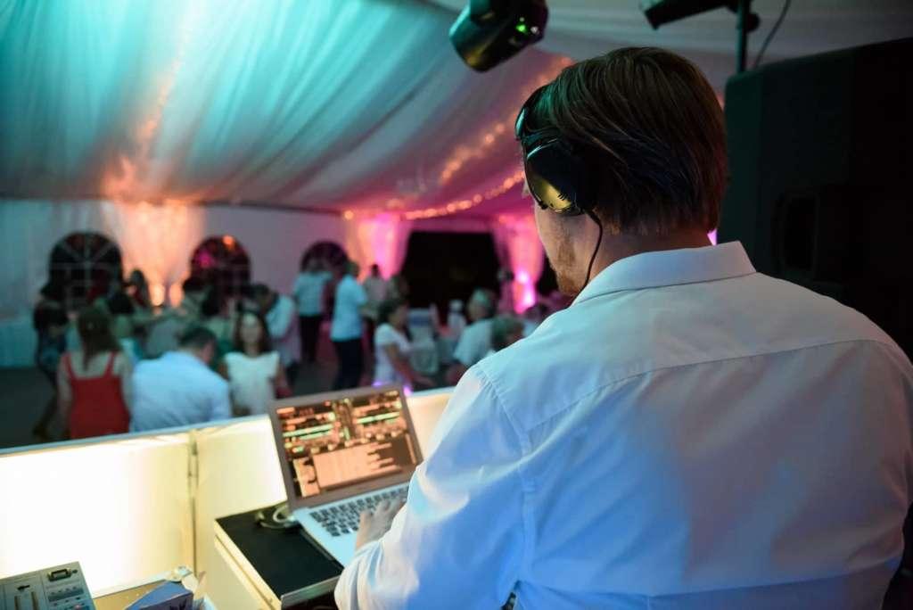 Kiss Attila esküvő DJ